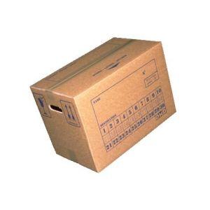 """Carton Box N°1 """"livres"""", Emballage à la pièce"""